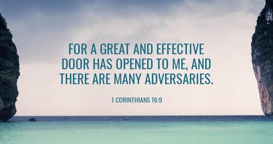 Word For Faith &#8211&#x3B; April 16, 2019