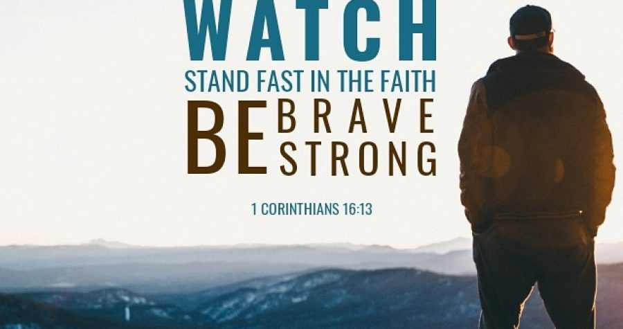 Word For Faith &#8211&#x3B; April 17, 2019